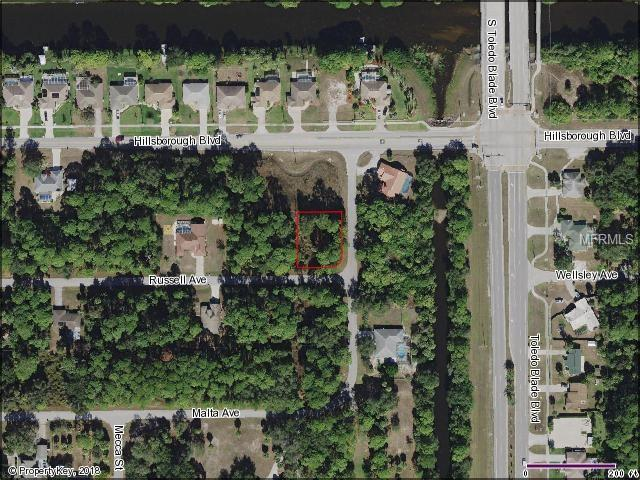 17246 Russell Avenue, Port Charlotte, FL 33954 (MLS #C7403403) :: Team Pepka