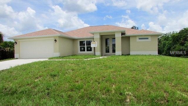 4243 Library Street, Port Charlotte, FL 33948 (MLS #C7403526) :: Godwin Realty Group