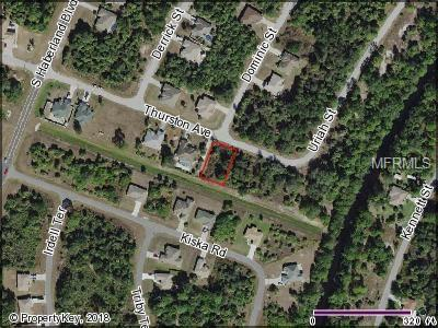 Thurston Avenue, North Port, FL 34288 (MLS #C7404095) :: Griffin Group