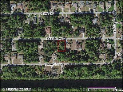 Pebble Avenue, North Port, FL 34286 (MLS #C7404187) :: Medway Realty