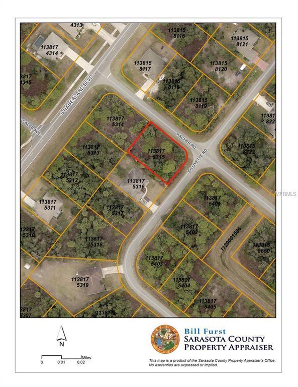 Jollivette Road, North Port, FL 34288 (MLS #C7404344) :: Griffin Group