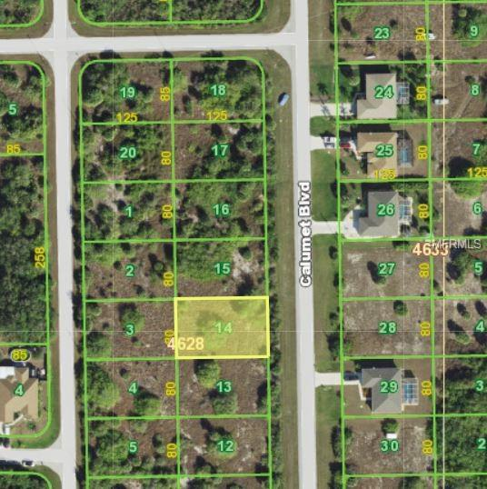 10451 Calumet Boulevard, Port Charlotte, FL 33981 (MLS #C7404353) :: The Lockhart Team
