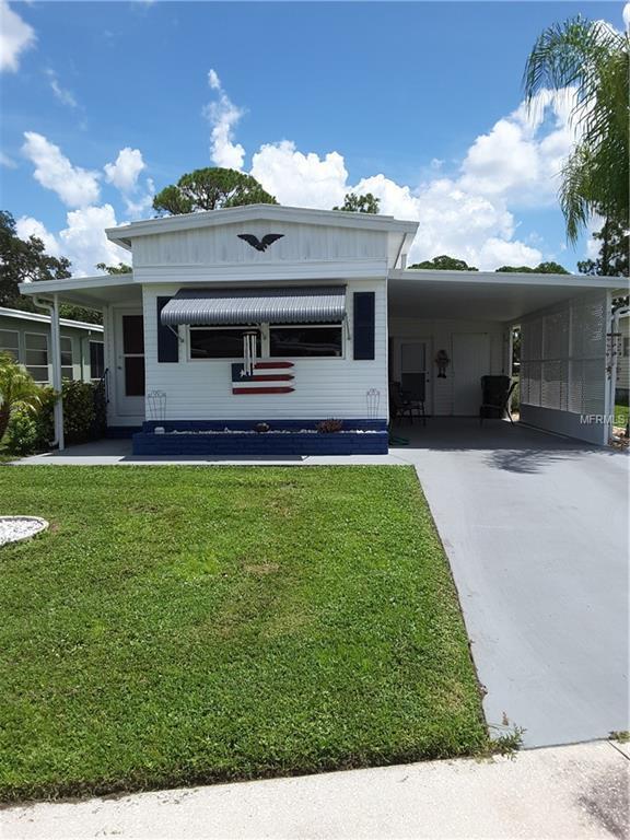 6752 Hoemi Court, North Port, FL 34287 (MLS #C7405001) :: The Duncan Duo Team