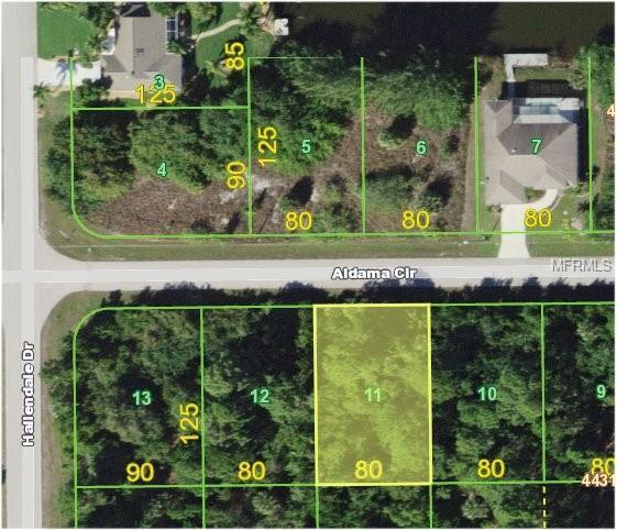 15833 Aldama Circle, Port Charlotte, FL 33981 (MLS #C7405624) :: The Duncan Duo Team