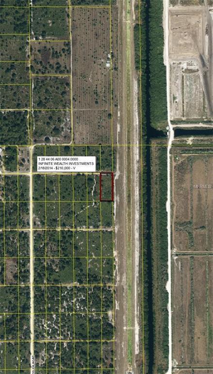 7501 23RD Terrace, Labelle, FL 33935 (MLS #C7405736) :: The Duncan Duo Team