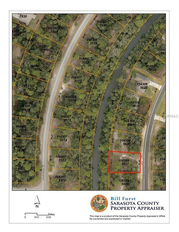 Basket Street, North Port, FL 34288 (MLS #C7406198) :: Premium Properties Real Estate Services