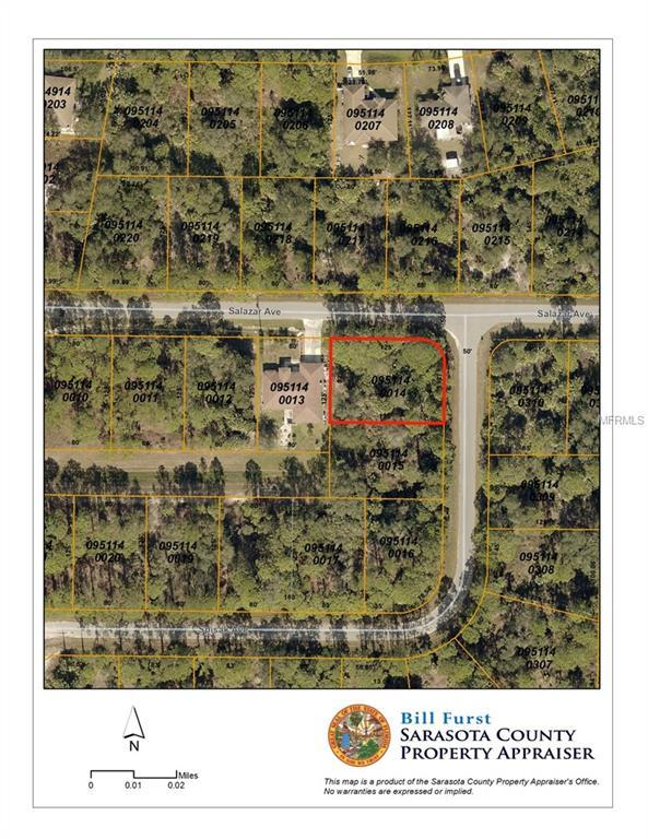 Spisak Avenue, North Port, FL 34291 (MLS #C7406401) :: Team Touchstone