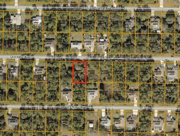 Glordano Avenue, North Port, FL 34286 (MLS #C7406478) :: The Lockhart Team