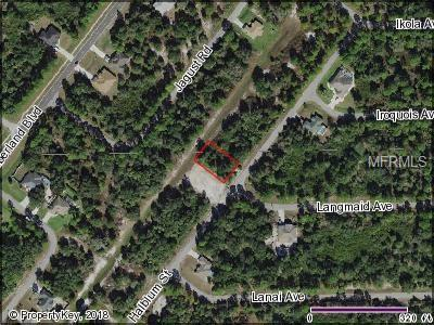 Halblum Street, North Port, FL 34288 (MLS #C7406771) :: Mark and Joni Coulter | Better Homes and Gardens