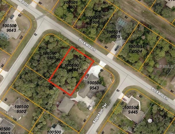 Pickard Lane, North Port, FL 34286 (MLS #C7406971) :: Delgado Home Team at Keller Williams