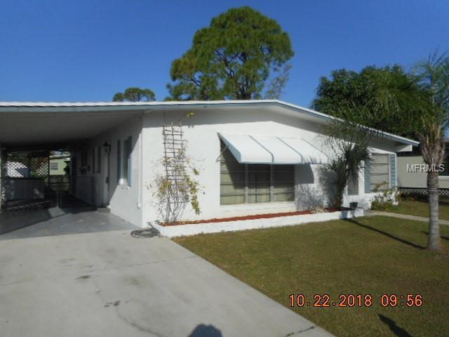 2457 Ednor Street, Port Charlotte, FL 33952 (MLS #C7407085) :: The Duncan Duo Team