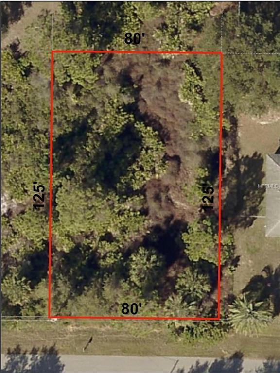 Lot 15 Delong Avenue, North Port, FL 34291 (MLS #C7407277) :: Baird Realty Group