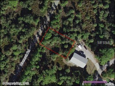 Bismarck Road, North Port, FL 34288 (MLS #C7407371) :: Medway Realty