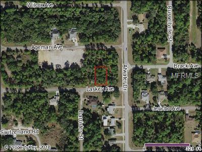 Laskey Avenue, North Port, FL 34288 (MLS #C7407392) :: Medway Realty