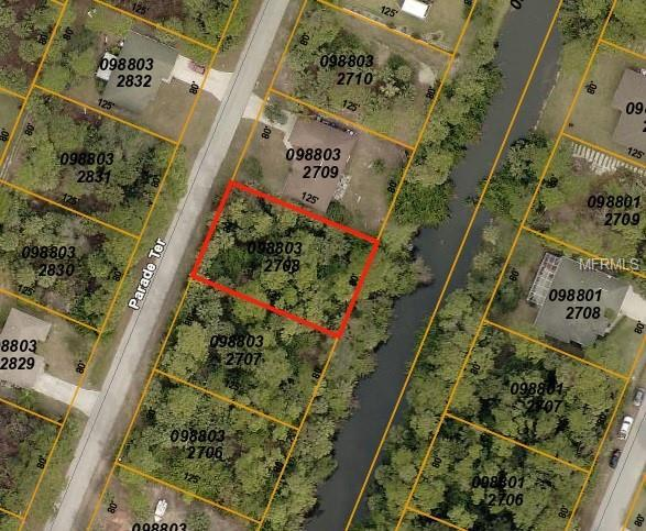 Parade Terrace, North Port, FL 34286 (MLS #C7407475) :: Medway Realty