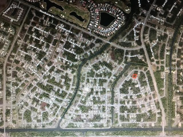 Lot 20 Gratlyn Terrace, North Port, FL 34288 (MLS #C7407657) :: Mark and Joni Coulter | Better Homes and Gardens