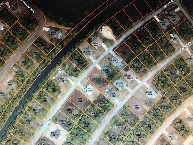 Lot 24 Kennett Street, North Port, FL 34288 (MLS #C7407658) :: Delgado Home Team at Keller Williams