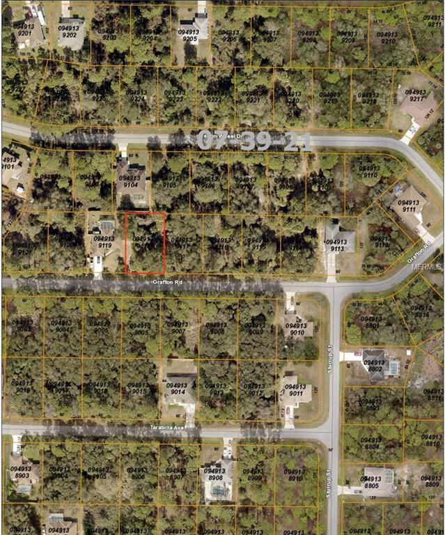 Grafton Road, North Port, FL 34291 (MLS #C7408131) :: Team Touchstone
