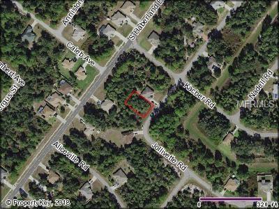 Jollivette Road, North Port, FL 34288 (MLS #C7408539) :: Griffin Group