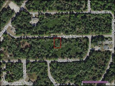 Lanai Avenue, North Port, FL 34288 (MLS #C7408864) :: The Duncan Duo Team
