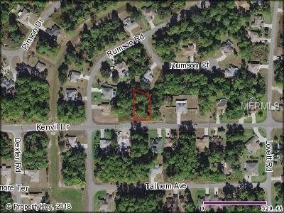 Kenvil Drive, North Port, FL 34288 (MLS #C7409358) :: Remax Alliance