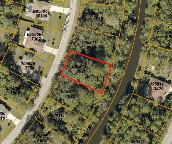 Shrimp Lane, North Port, FL 34286 (MLS #C7409792) :: Baird Realty Group