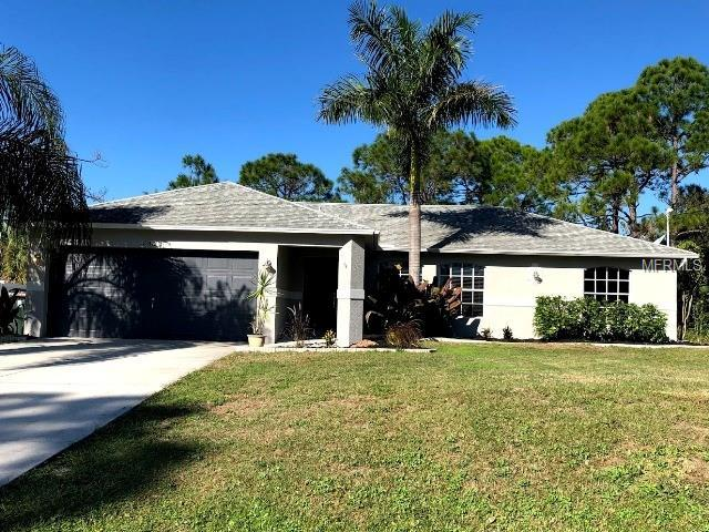 2323 Saginaw Road, North Port, FL 34286 (MLS #C7409869) :: RE/MAX Realtec Group