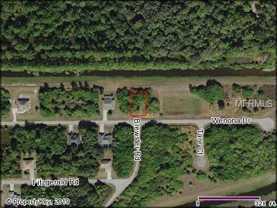 Wenona Drive, North Port, FL 34288 (MLS #C7410199) :: Homepride Realty Services