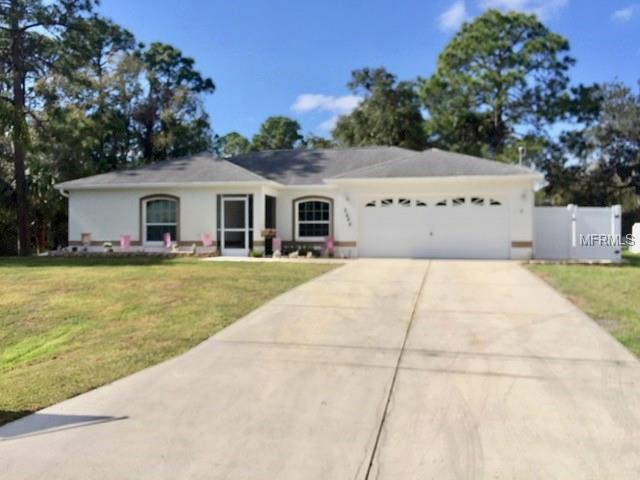 2649 Cherokee Street, North Port, FL 34286 (MLS #C7410361) :: Griffin Group