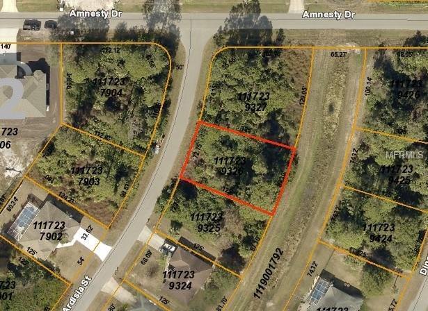 Ardisia Street, North Port, FL 34288 (MLS #C7410555) :: Homepride Realty Services