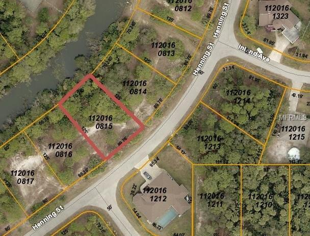 Henning Street, North Port, FL 34288 (MLS #C7410728) :: Zarghami Group