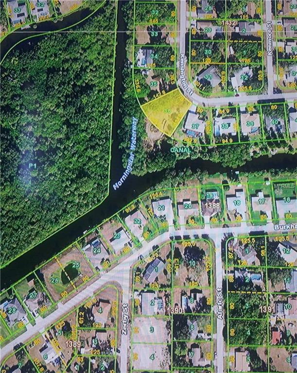21151 Cottonwood Avenue, Port Charlotte, FL 33952 (MLS #C7410954) :: Griffin Group
