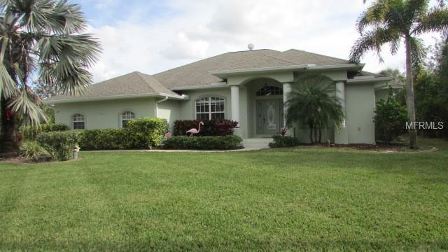 133 Cougar Way, Rotonda West, FL 33947 (MLS #C7411313) :: Zarghami Group