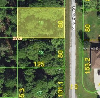 1339 Quantico Street, Port Charlotte, FL 33953 (MLS #C7411574) :: Delgado Home Team at Keller Williams