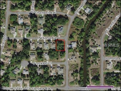 Delwood Dr / Nakoma Ave, North Port, FL 34288 (MLS #C7411875) :: Zarghami Group