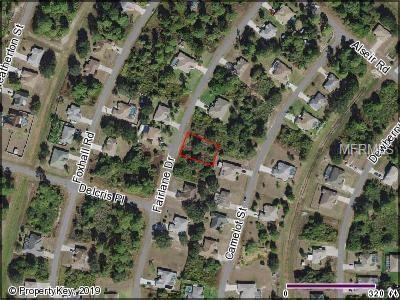 Fairlane Drive, North Port, FL 34288 (MLS #C7411880) :: Zarghami Group