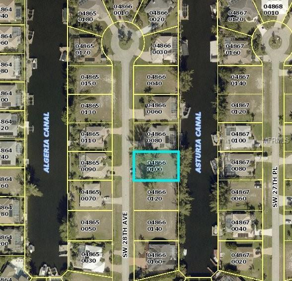 4117 SW 28TH Avenue, Cape Coral, FL 33914 (MLS #C7411943) :: The Duncan Duo Team