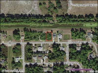 Grandview Drive, North Port, FL 34288 (MLS #C7412296) :: Gate Arty & the Group - Keller Williams Realty