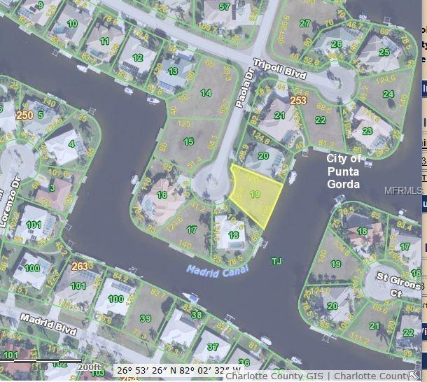 3810 Paola Drive, Punta Gorda, FL 33950 (MLS #C7413211) :: Armel Real Estate