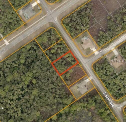 Edwin Avenue, North Port, FL 34288 (MLS #C7413534) :: Medway Realty