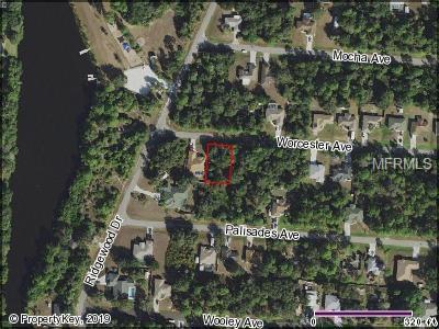Worcester Avenue, North Port, FL 34287 (MLS #C7413579) :: White Sands Realty Group