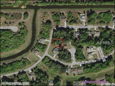 N San Mateo Drive, North Port, FL 34288 (MLS #C7413805) :: Medway Realty