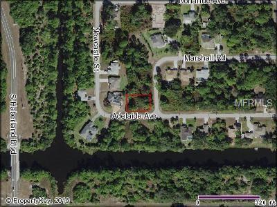 Marshall Road, North Port, FL 34288 (MLS #C7414099) :: Delgado Home Team at Keller Williams
