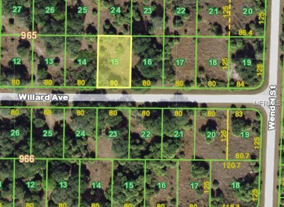 19176 Willard Avenue, Port Charlotte, FL 33954 (MLS #C7414484) :: GO Realty