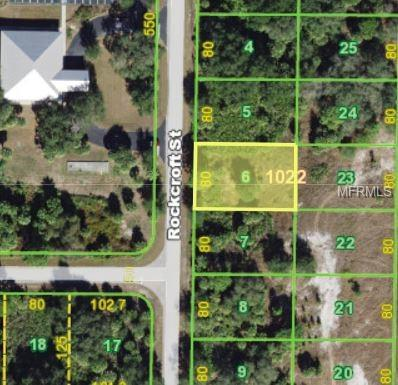442 Rockcroft Street, Port Charlotte, FL 33954 (MLS #C7414628) :: GO Realty