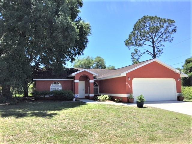 2737 Tusket Avenue, North Port, FL 34286 (MLS #C7414647) :: Delgado Home Team at Keller Williams