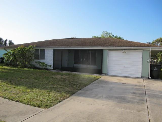 8479 Gaillard Avenue, North Port, FL 34287 (MLS #C7414739) :: Team Bohannon Keller Williams, Tampa Properties