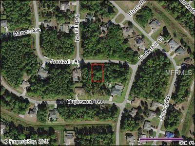 Carrizal Terrace, North Port, FL 34288 (MLS #C7415172) :: Team Bohannon Keller Williams, Tampa Properties