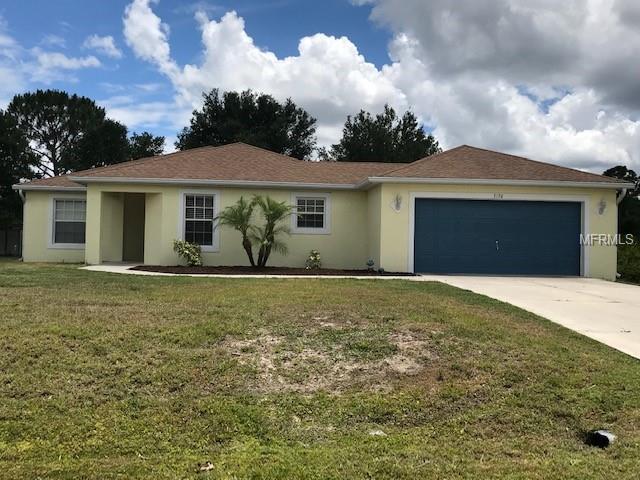 3170 Missouri Terrace, North Port, FL 34291 (MLS #C7415440) :: The Duncan Duo Team