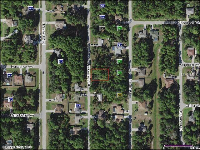Pincushion Street, North Port, FL 34286 (MLS #C7415896) :: Premium Properties Real Estate Services